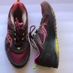 Saucony Trail Shoes